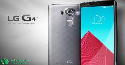 ال جی G4 معرفی شد.
