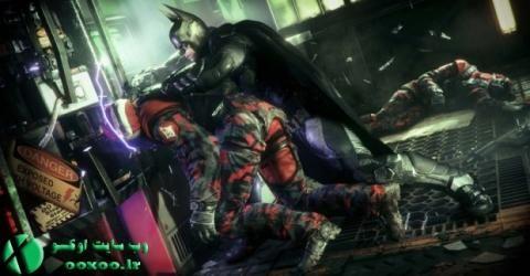 نزدیک شدن به پایان ساخت بازی Batman: Arkham Knight