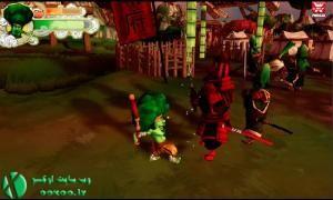 اطلاعاتی در مورد بازی Yasai Ninja