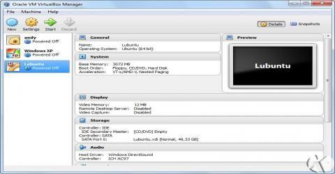 اجرای چند سیستم عامل در یک سیستم عامل