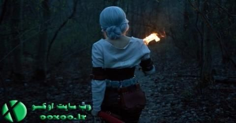 طراحی زیبای Cosplay یکی از شخصیتهای The Witcher 3