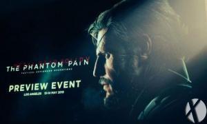 اطلاعات بسیار زیادی از بازی MGSV: The Phantom Pain منتشر شد