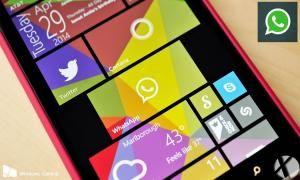 امکان تماس صوتی واتس آپ به ویندوز فون اضافه شد !