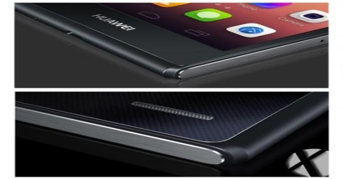 مشخصات تلفن هوشمند Huawei Ascend P7