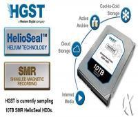 اولین هارد دیسک ۱۰ ترابایتی توسط HGST معرفی شد
