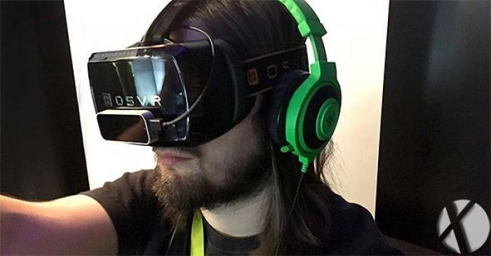 کمپانی ریزر هم میخاد در ساخت تکنولوژی VR همکاری کند
