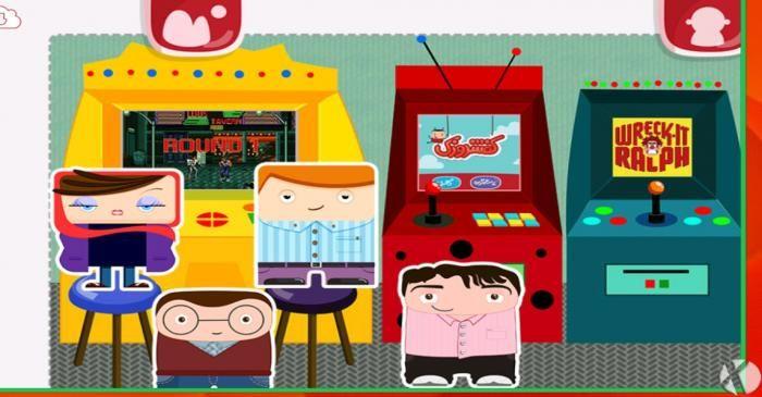 معرفی اپلیکیشن کفشدوزک کارتون سازی تو چند دقیقه - اوکسا