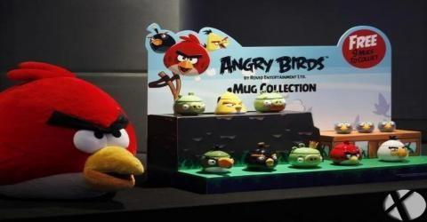 لگو های پرندگان خشمگین هم به بازار می آید !