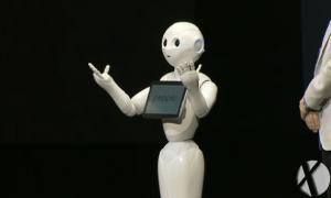 ۱۰۰۰ عدد ربات Pepper در عرض یک دقیقه فروخته شد!