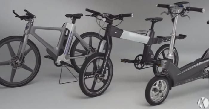 تابه حال دوچرخه خود را در صندوق عقب ماشین گذاشته اید؟!