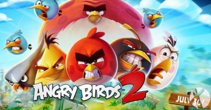 قسمت دوم بازی محبوب پرندگان خشمگین در راه است : منتظر Angey Birds 2 باشید