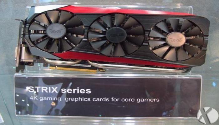 Strix GTX 980 Ti تراشه جدید ایسوس وارد می شود