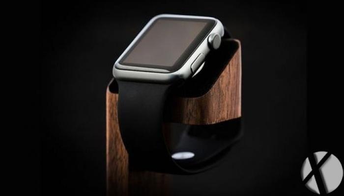 با گجت چوبی شارژر اپل واچ خود را بهینه کنید