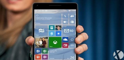 فهرست گوشیهایی که به ویندوز ۱۰ موبایل بروز میشوند