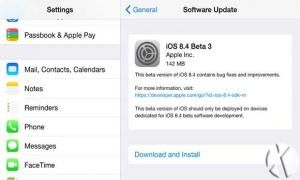 آپدیت iOS 8.4 دیروز عرضه شد