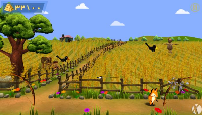 شکار کلاغ ! بررسی بازی روباه و کلاغ مکار - اوکسا