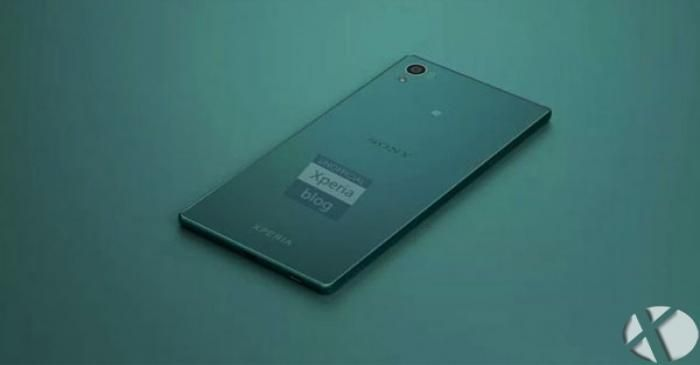 Xperia Z5 به احتمان زیاد حسگر اثر انگشت دارد