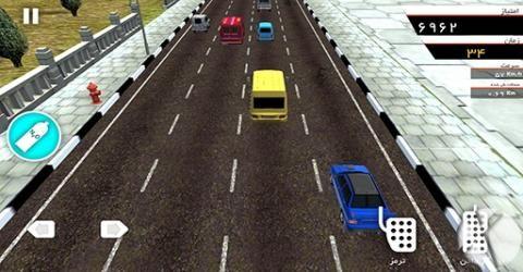 عشق قانون شکنی با ماشینی ؟ خب ویراژ بده - اوکسا
