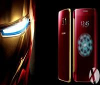 Galaxy S6 Edge ورژن مردآهنی مخصوص طرفداران کامیک بوک ها !