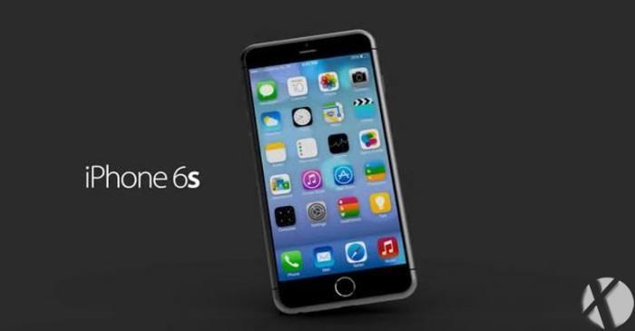 تیزر تبلیغاتی IPhone 6S
