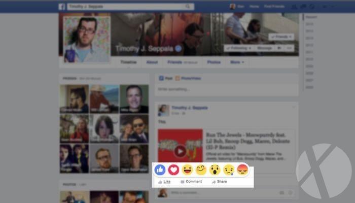 لایک فیس بوک به همراه شکلک می شود