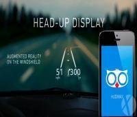 افزایش دقت در رانندگی به همراه Hudway