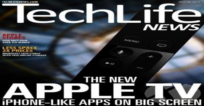 دانلود کنید : مجله TechLife News شماره ۸ نوامبر ۲۰۱۵