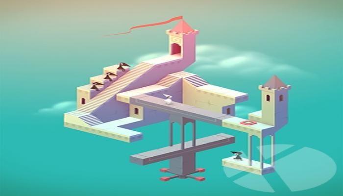 یکی از برترین بازی های IOS ، رایگان شد! Monument Valley