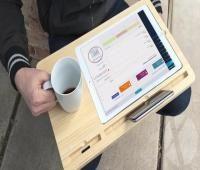 میز هوشمند برای آی پد و قلم اپل با نام کانواس
