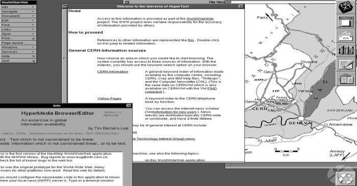 سالگرد ۲۵ سالگی اولین وب سایت دنیا