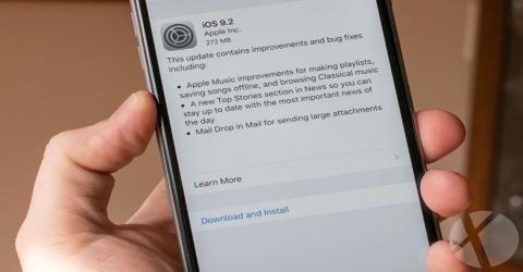 آپدیت شد ! : IOS 9.2 ، سیستم عامل آیفون