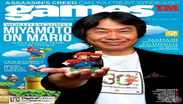 دانلود کنید : مجله Games TM شماره ۱۶۵