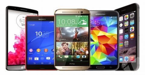 آمار فروش کلی تلفنهای هوشمند در سه ماهه سوم سال ۲۰۱۵