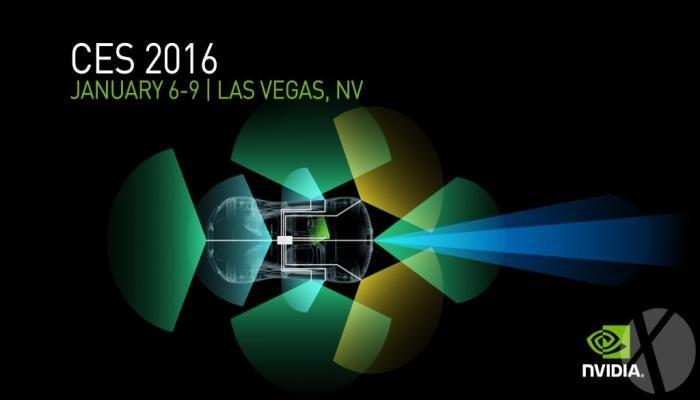 CES 2016: شرکت nvidia از ابررایانه ای برای خودروهای بدون سرنشین رونمایی کرد
