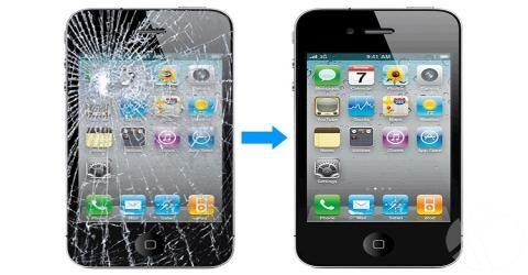اپل آیفون شکسته شما را تعویض می کند