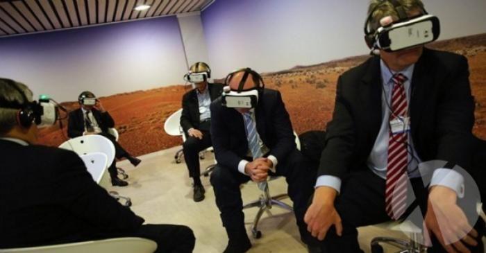 تلاش گوگل در توسعه هدست واقعیت مجازی