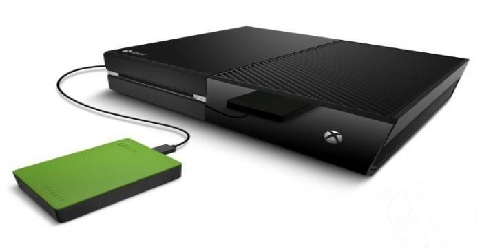 توسعه ی هارد ۴ ترابایتی برای Xbox one