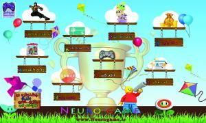 مسابقه بازی رایانه ای نوروگیم
