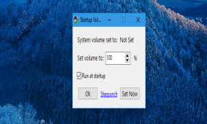چگونه بعد از هربار بالا آمدن ویندوز صدای سیستم را تنظیم کنیم؟